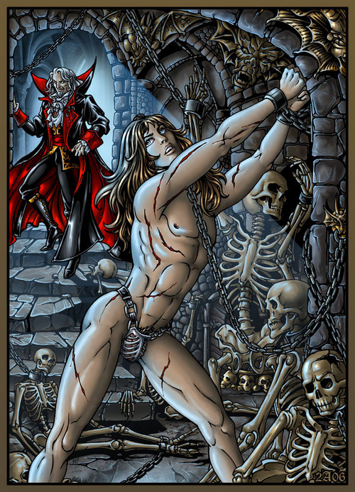 123529_Castlevania_Dracula_Konami_Richter_Belmont